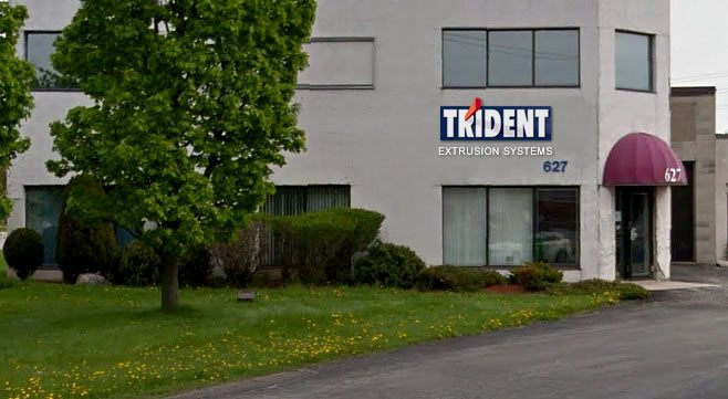 Trident Extrusion Systems - 627 Colby Drive, Waterloo, ON
